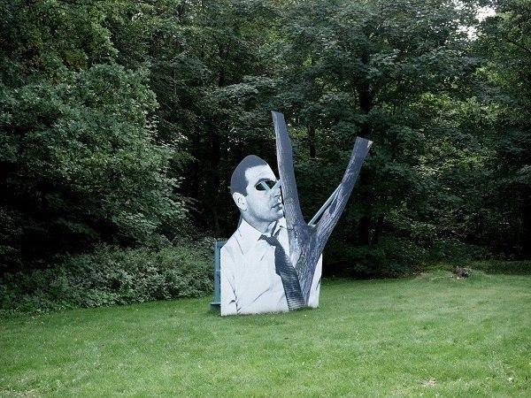 """Скульптура """"Ти"""", 2018, Міжнародний парк скульптур, Сількеборг"""