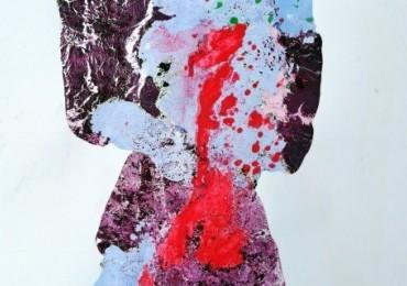 Персональну виставку MoNa в галереї OneSpace презентувала Наталія Москальова-Лакатош