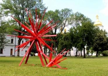 Проект «3D. PUBLIC ART» У національному заповіднику «Софія Київська»