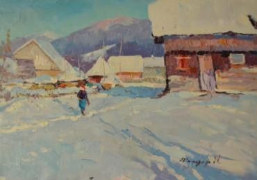«Полісся & Закарпаття» у Gnatyuk Art Center