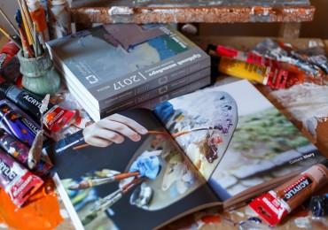 Вийшов друком художній каталог II «Срібного мольберта»