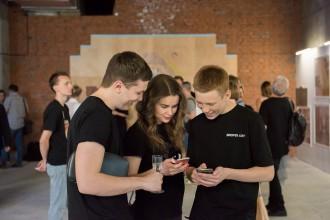 На Kyiv Art Week презентували проект Олега Тістола та Сергія Святченка «Кінець весни»