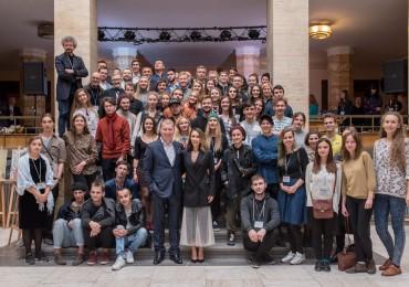 Переможці визначені: в Ужгороді завершився ІІІ Відкритий студентський конкурс з живопису «Срібний мольберт»