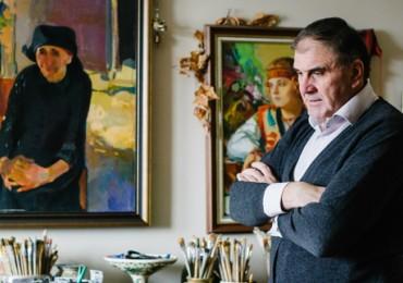 Художник Антон Ковач: «Срібний мольберт» – це можливість перевірити себе на зрілість і мислення»