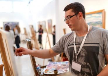 Історія успіху: роботи учасника «Срібного мольберта» Станіслава Ілляшенка опублікували в The Guide Artist Magazine