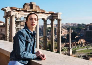 Лауреат Гран-прі Ігор Некраха: «Рим – захоплююче, просто неймовірне місто!»