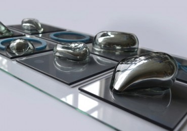 «Срібний мольберт»: історії успіху. Роботи Андрія Чижова та Руслана Лучки стануть експонатами Музею скла в Китаї