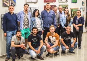 Учасники «Срібного мольберта» Андрій Чижов та Анастасія Худякова побували на пленері в Ізраїлі