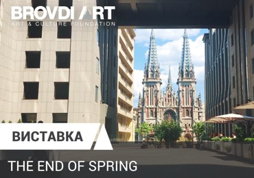 """The End of Spring"""" of Tistol/Sviatchenko at Kyiv Art Week. Final video"""