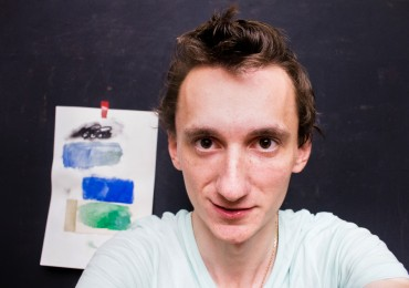 Володимир Когут: «Перемігши в конкурсі «Срібний мольберт», я сприйняв це як шанс залишитися в Україні»