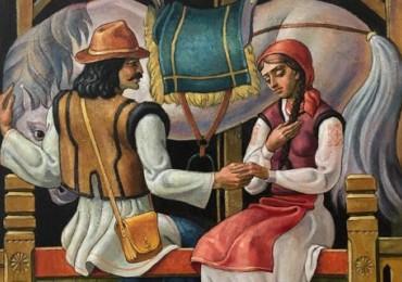Ретроспектива Сергія Глущука  в Закарпатському Художньому Музеї