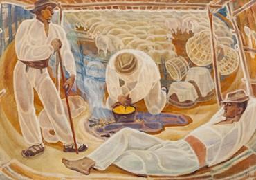 Виставка Івана Ілька «Світку ти мій, Верховино»