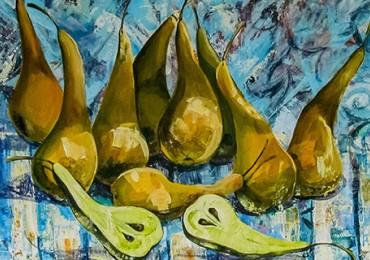 Виставка «Весна» у Виноградівській галереї «Імпасто»
