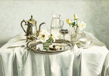 Ювілейна виставка Анни Ландовської «про те, що оточує мене…»
