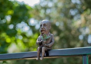 В Ужгороді відкрили дві нові міні-скульптурки Михайла Колодка