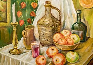Персональна виставка живопису Аркадія Мухомед'янова