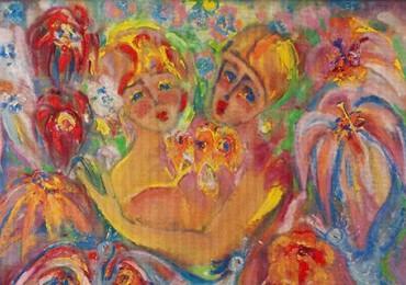 Ювілейна виставка робіт Любові Микити в галереї Ужгород