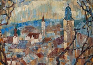 Виставка живопису Лесі Приймич