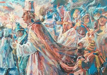 Art & Culture Foundation Brovdi Art congratulates all the Eastern Christians on Christmas