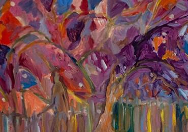 Виставка «Краплинки краси» Юлії Єгорової-Рогової
