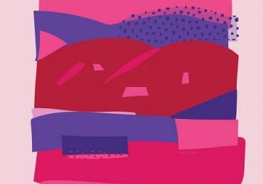 Exhibition of illustrations by Kateryna Shelevytska