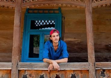 Подорож та мистецтво: Ґерґо Банкуті приїхав із Угорщини, щоб познайомитися з Україною та знайти натхнення
