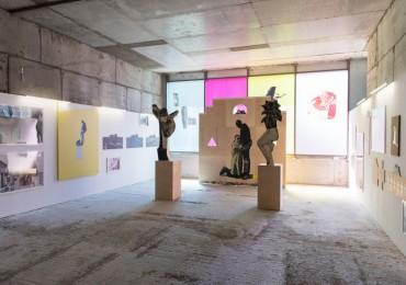 Проект «Кінець весни». Монтаж експозиції. Репортаж. Фото 360º